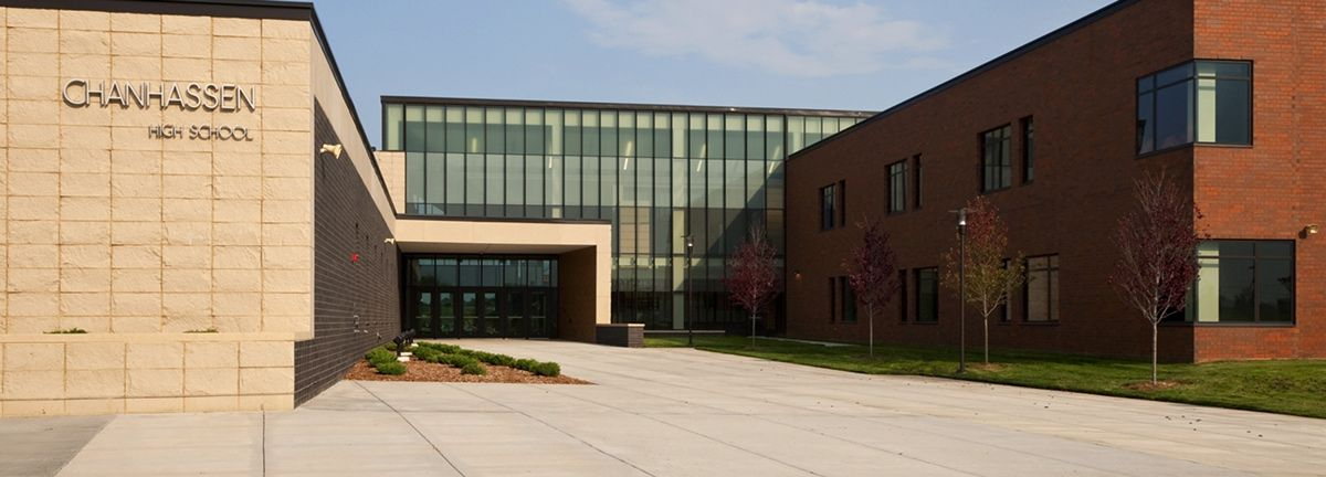 Chanhassen High School Stormwater Capture and Reuse :: Riley Purgatory